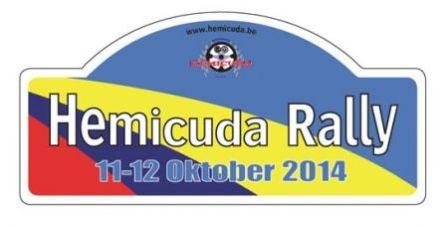 Hemicuda Rally 2014